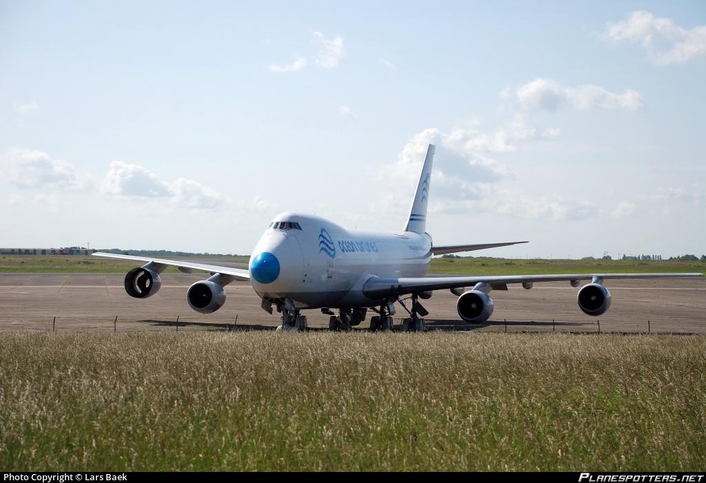 OCEAN Airlines SL
